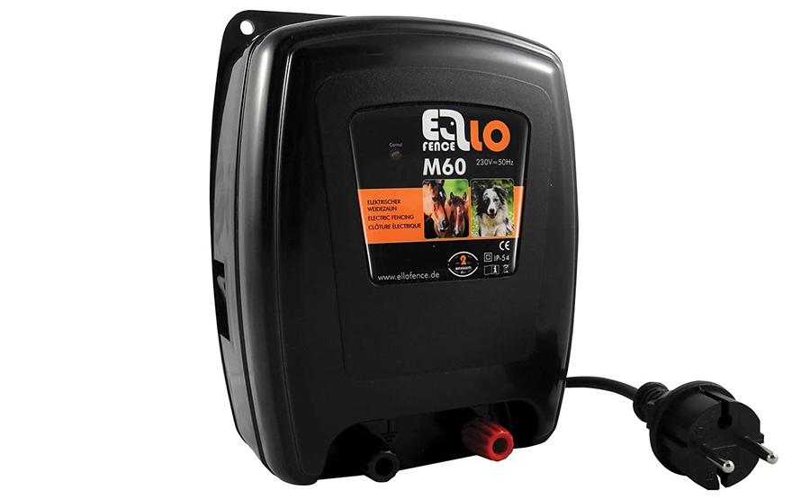 Dispositif de clôture électrique Ellofence M60