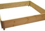 Multitanks - Carré potager en bois naturel 1200 x 1200mm